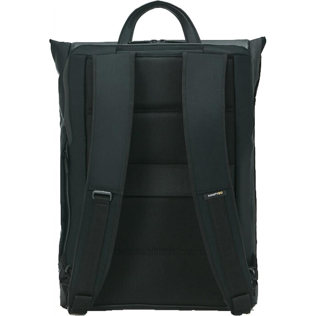 Рюкзак Xiaomi NINETYGO Manhattan Urban Casual Backpack Black: Фото 2