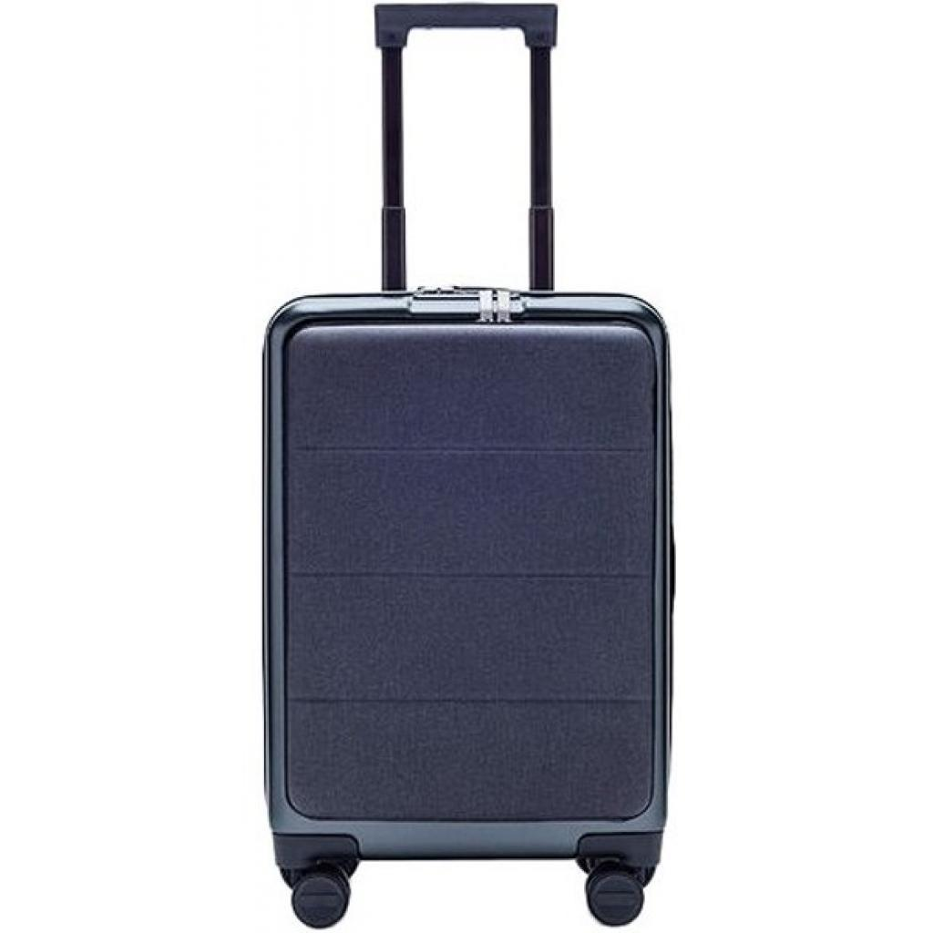 Чемодан Xiaomi 90FUN Carry On Travel Boarding Suitcase 20'' Titanium Grey: Фото 2