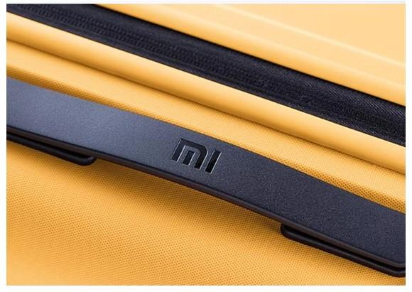 "Чемодан Xiaomi Mi Luggage Youth Edition 20"" Yellow: Фото 3"