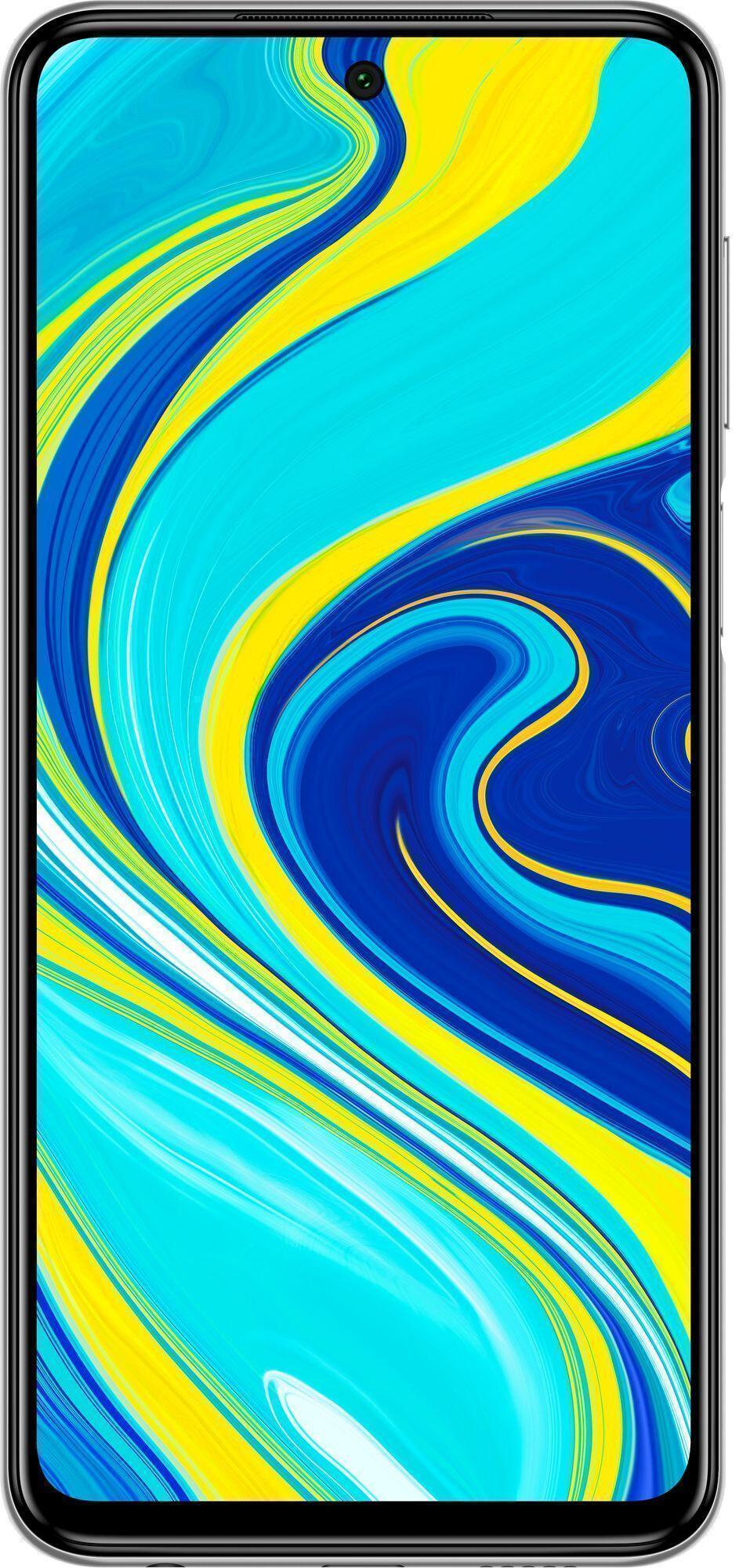 Смартфон Xiaomi Redmi Note 9S 6/128Gb White: Фото 2