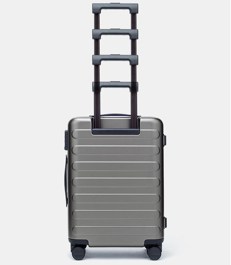 "Чемодан Xiaomi 90FUN Business Travel Luggage 24"" Quiet Grey: Фото 8"