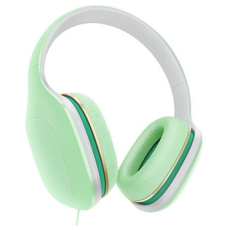 Наушники Xiaomi Mi Headphones Light Edition Green: Фото 1