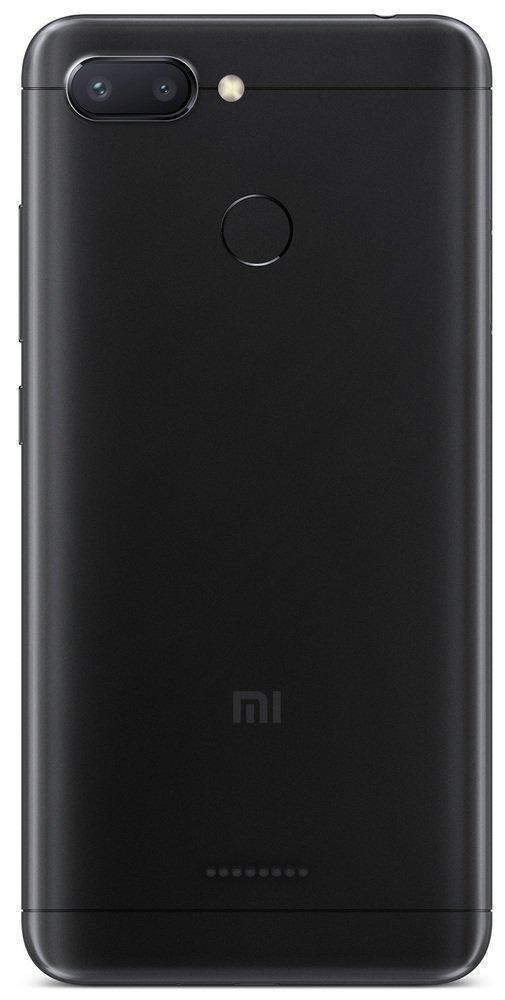 Смартфон Xiaomi Redmi 6 32Gb Black: Фото 3