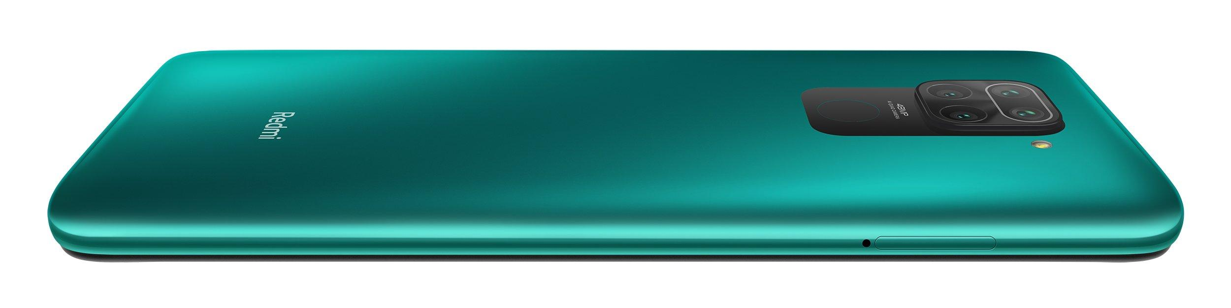 Смартфон Xiaomi Redmi Note 9 3/64Gb Green: Фото 11