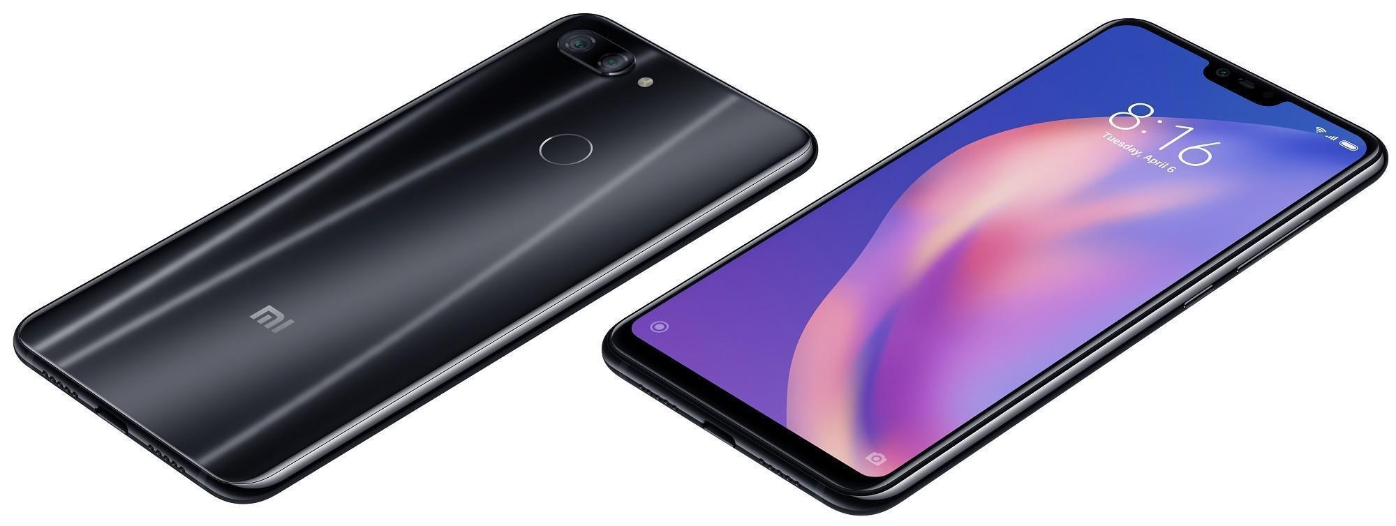 Смартфон Xiaomi Mi 8 Lite 128Gb Midnight Black: Фото 8