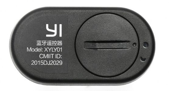 ПДУ Remote control for Yi sport camera: Фото 3