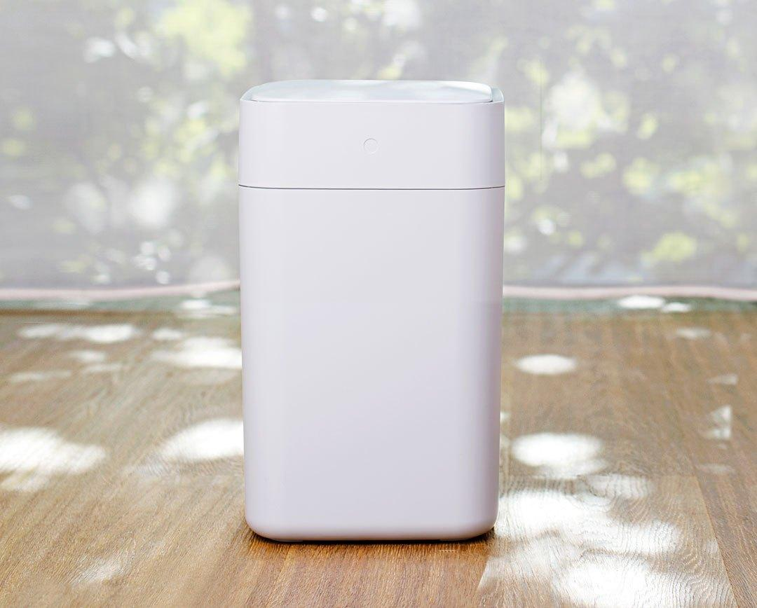 Умное мусорное ведро Xiaomi Townew Smart Trash Can T1 White: Фото 2