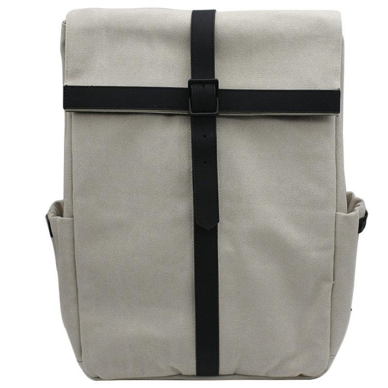 Рюкзак Xiaomi Grinder Oxford Leisure Backpack White: Фото 1
