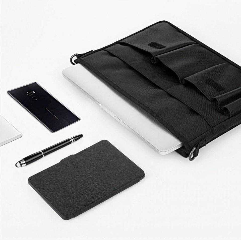 Рюкзак-сумка Xiaomi Qi City Business Multifunction Computer Bag: Фото 5