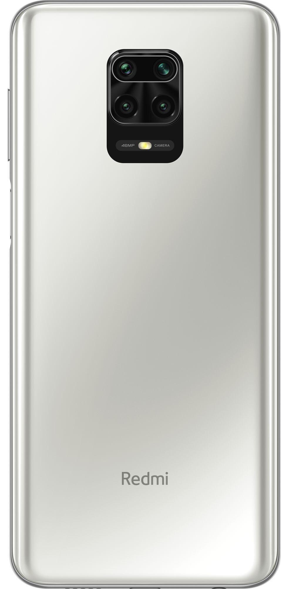 Смартфон Xiaomi Redmi Note 9S 6/128Gb White: Фото 3