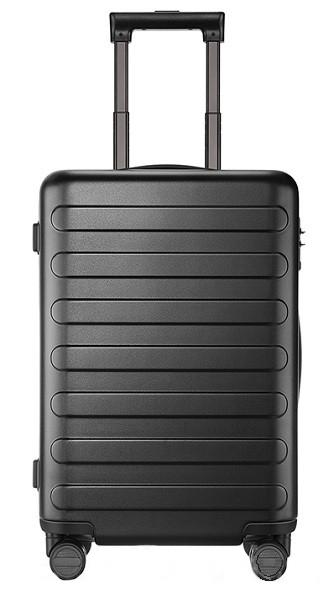 "Чемодан Xiaomi 90FUN Business Travel Luggage 20"" Night Black: Фото 1"