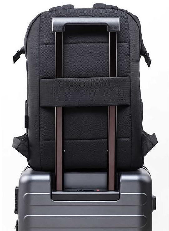 Рюкзак Xiaomi 90 NinetyGo Multitasker Commuting Backpack Black: Фото 5