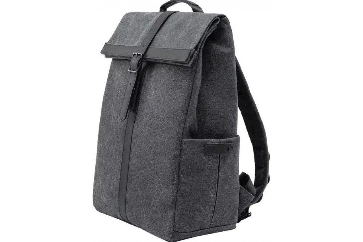 Рюкзак Xiaomi Grinder Oxford Leisure Backpack Black: Фото 3