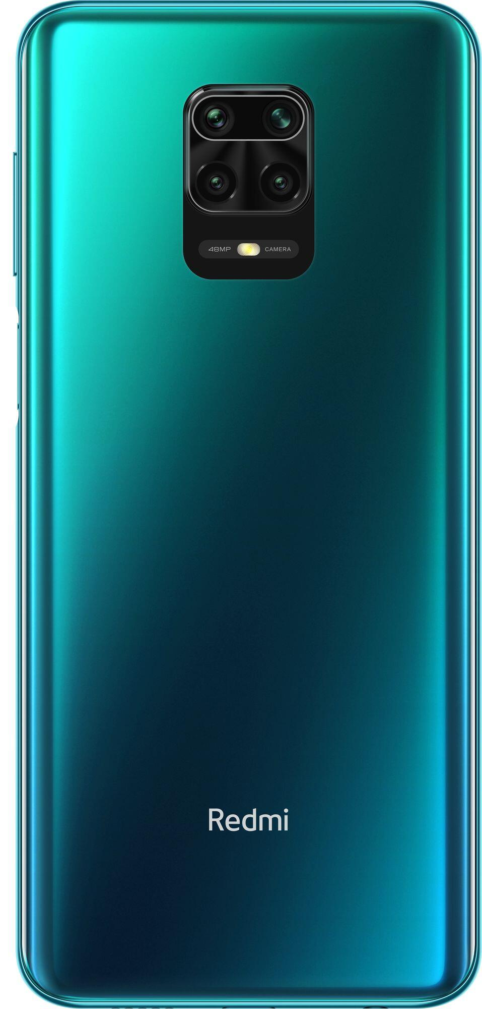 Смартфон Xiaomi Redmi Note 9S 4/64Gb Blue: Фото 3