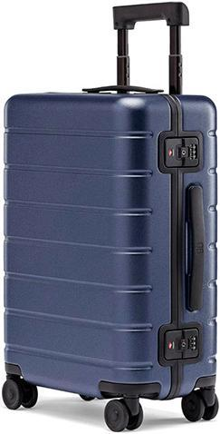 "Чемодан Xiaomi 90FUN Lightweight Frame Luggage 24"" Blue: Фото 4"