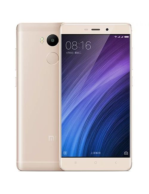 Смартфон Xiaomi Redmi 4 16Gb Gold: Фото 1