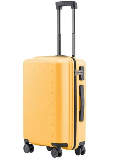 "Чемодан Xiaomi Mi Luggage Youth Edition 20"" Yellow: Фото 2"