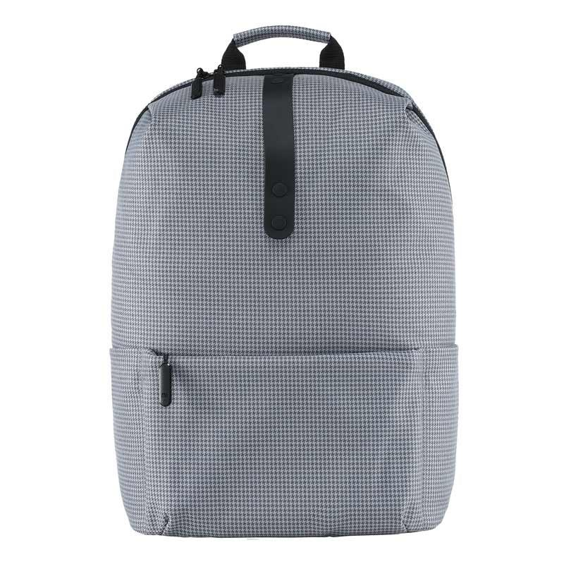 Рюкзак Xiaomi College Leisure Backpack Grey: Фото 1
