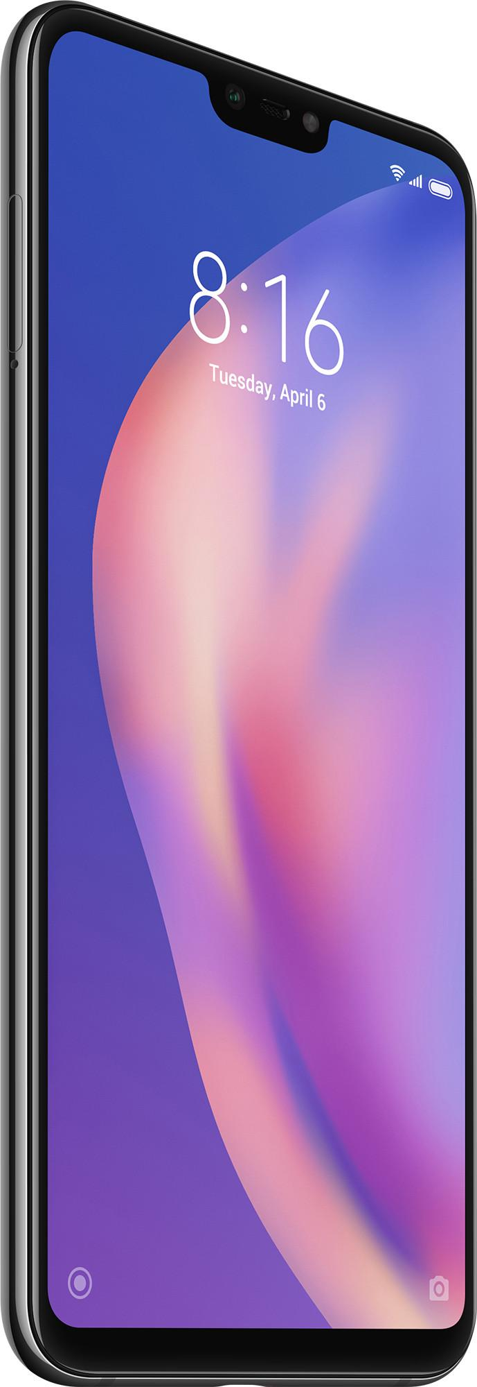 Смартфон Xiaomi Mi 8 Lite 128Gb Midnight Black: Фото 4