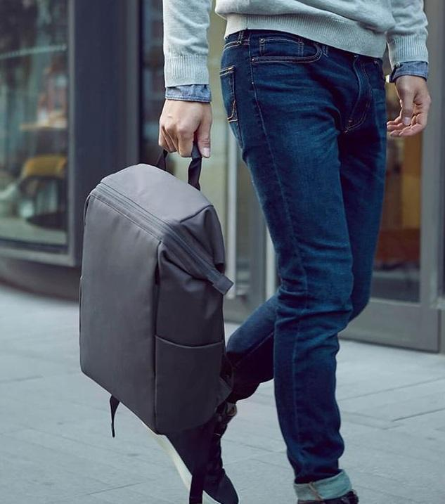 Рюкзак Xiaomi 90 NinetyGo Multitasker Commuting Backpack Black: Фото 6