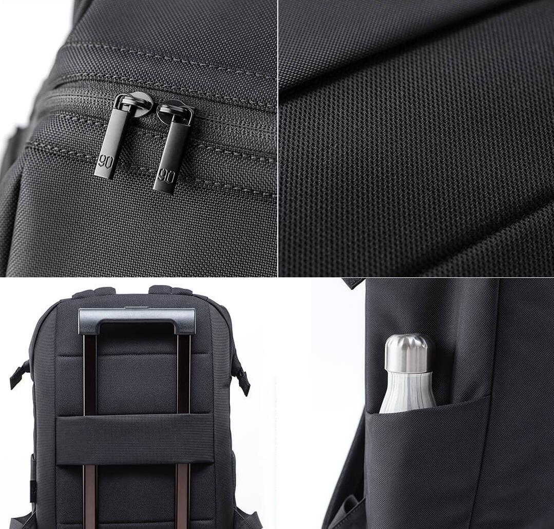 Рюкзак Xiaomi 90 NinetyGo Multitasker Commuting Backpack Grey: Фото 5