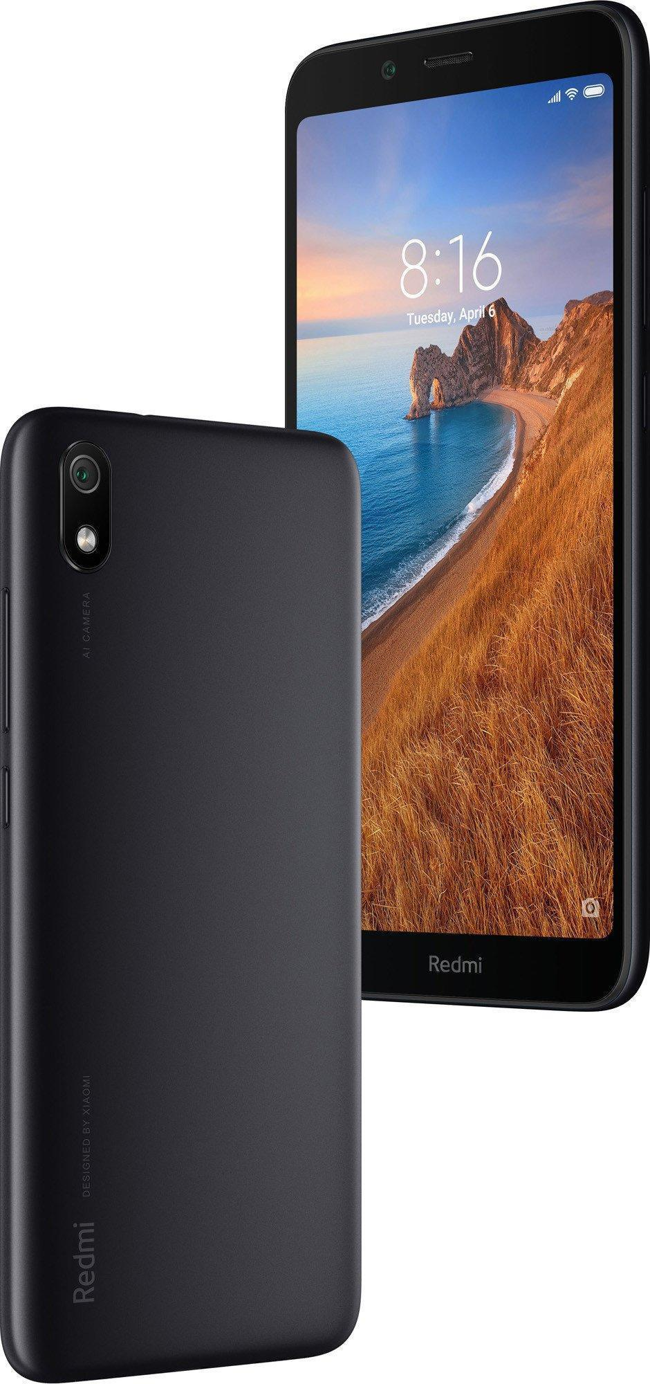 Смартфон Xiaomi Redmi 7A 2/32Gb Black: Фото 11