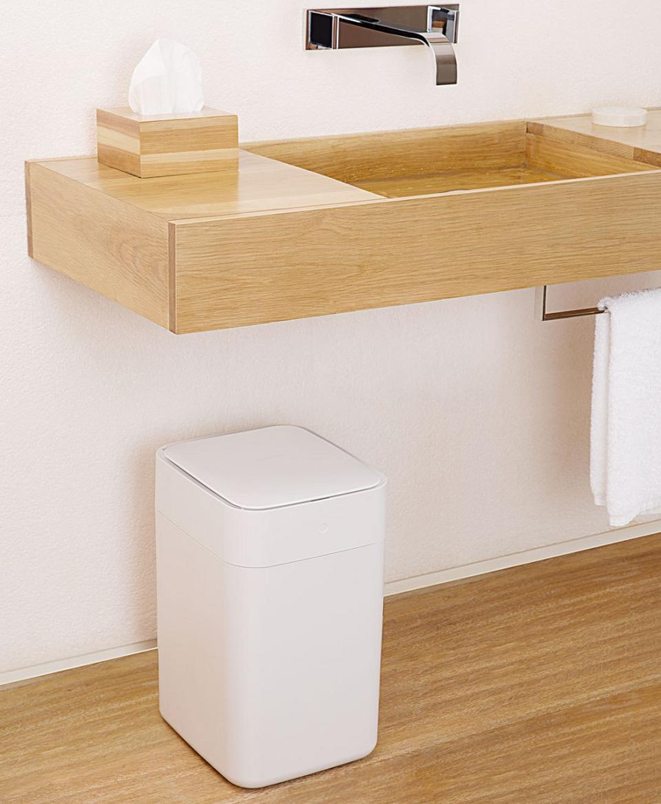 Умное мусорное ведро Xiaomi Townew Smart Trash Can T1 White: Фото 4