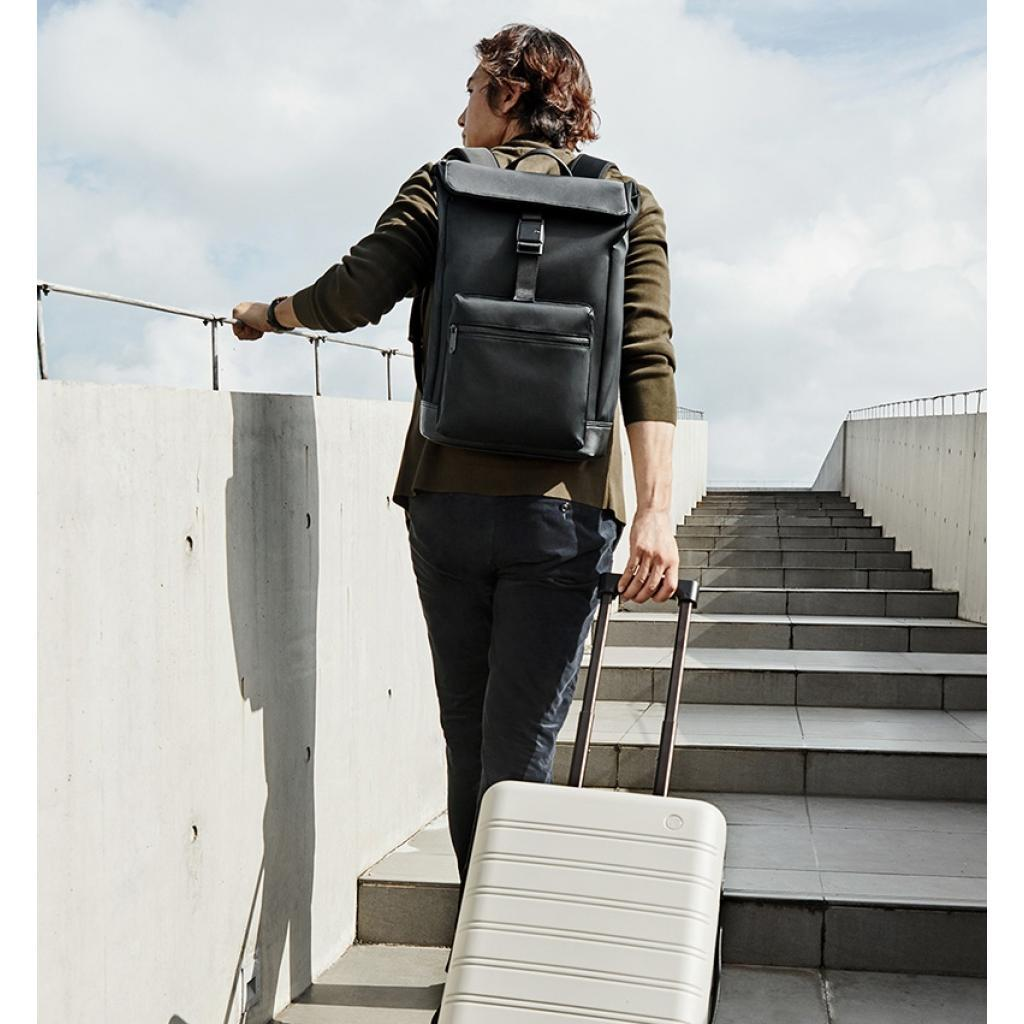 Рюкзак Xiaomi NINETYGO Manhattan Urban Casual Backpack Black: Фото 3