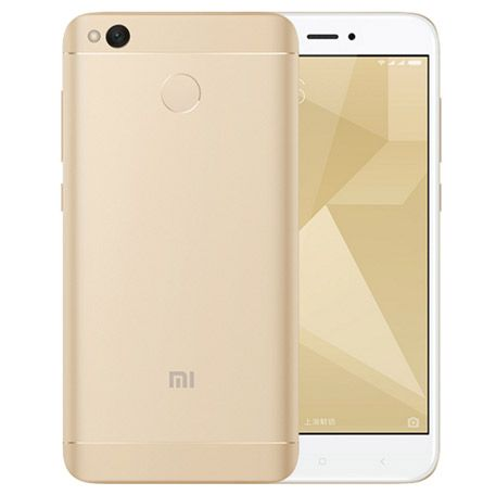 Смартфон Xiaomi Redmi 4X 16Gb Gold: Фото 1
