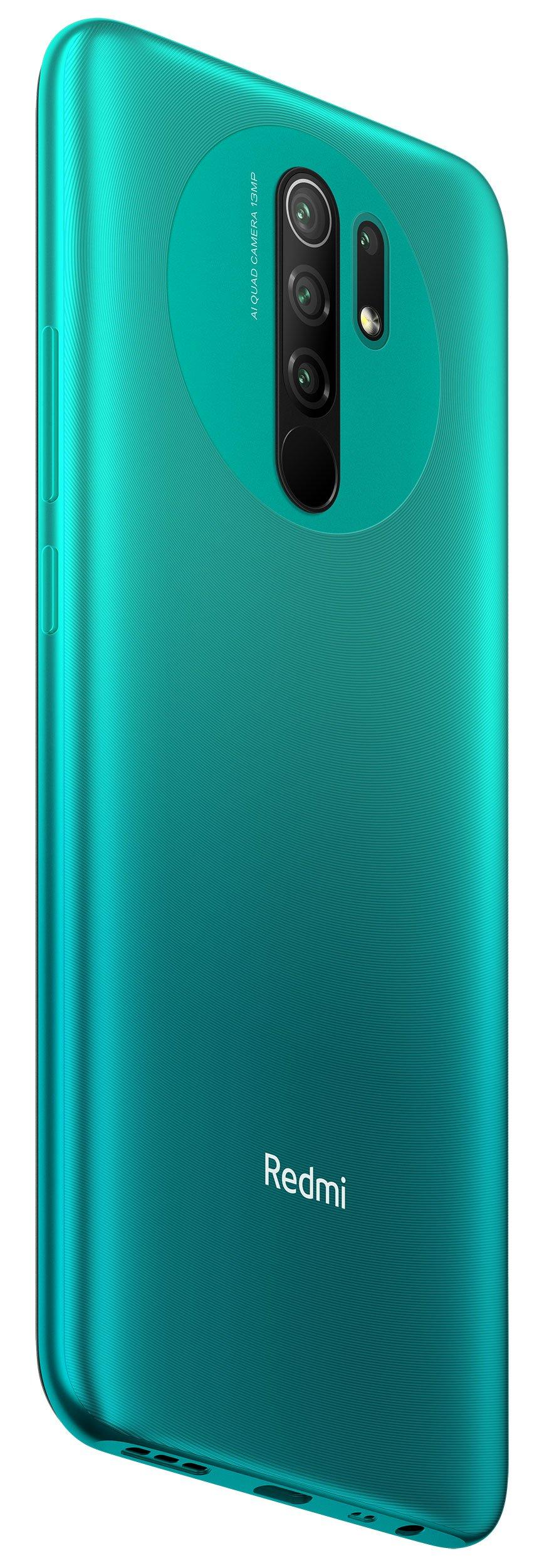 Смартфон Xiaomi Redmi 9 4/64Gb Green: Фото 7