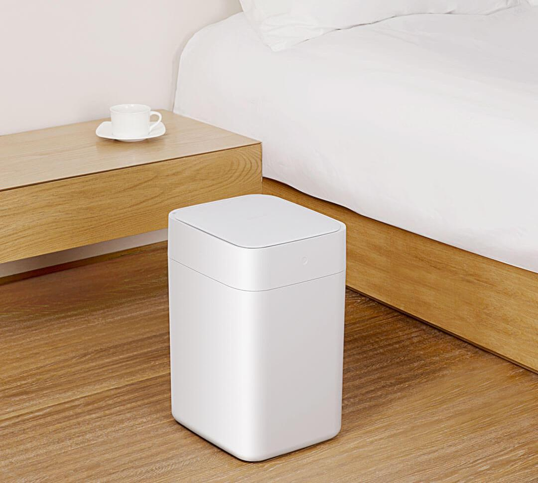Умное мусорное ведро Xiaomi Townew Smart Trash Can T1 White: Фото 7
