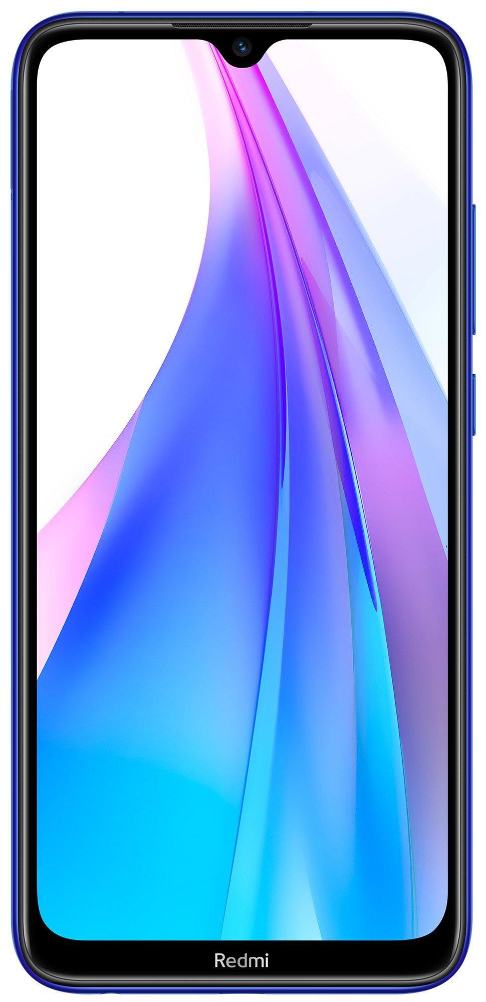 Смартфон Xiaomi Redmi Note 8T 4/128Gb Blue: Фото 2