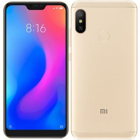 da5f3a040d482 Смартфон Xiaomi Mi A2 Lite 3+32Gb Gold - цена, купить в Алматы ...