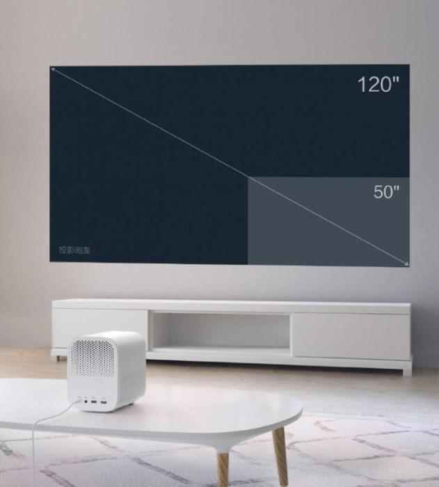 Проектор Xiaomi Mijia Mini Projector DLP Portable: Фото 2
