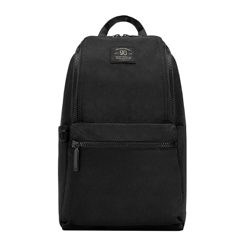 Рюкзак Xiaomi NINETYGO Light Travel Backpack Black (size L): Фото 2