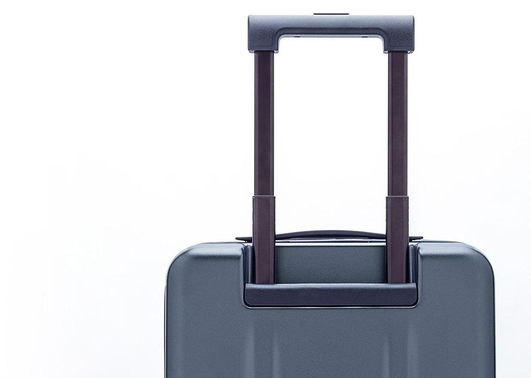 Чемодан Xiaomi 90FUN Carry On Travel Boarding Suitcase 20'' Titanium Grey: Фото 15