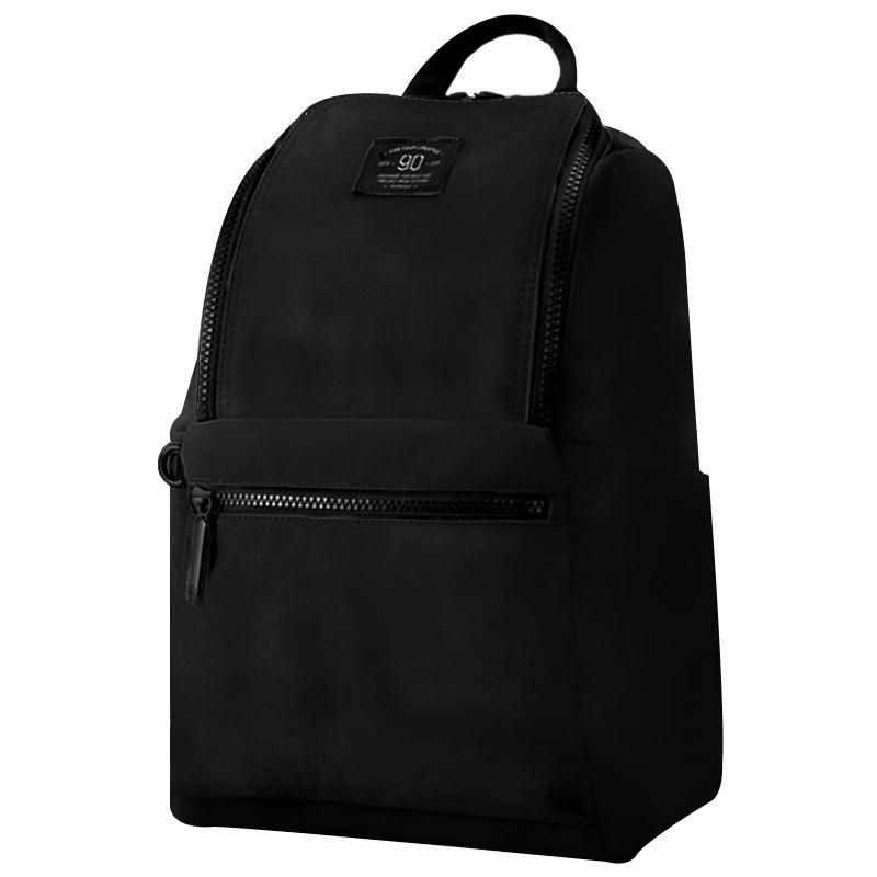 Рюкзак Xiaomi NINETYGO Light Travel Backpack Black (size L): Фото 1