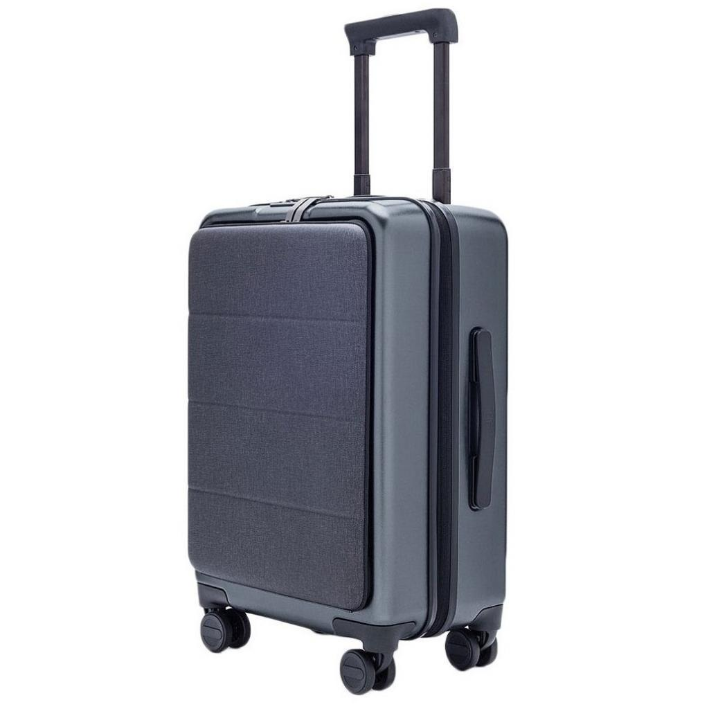 Чемодан Xiaomi 90FUN Carry On Travel Boarding Suitcase 20'' Titanium Grey: Фото 1