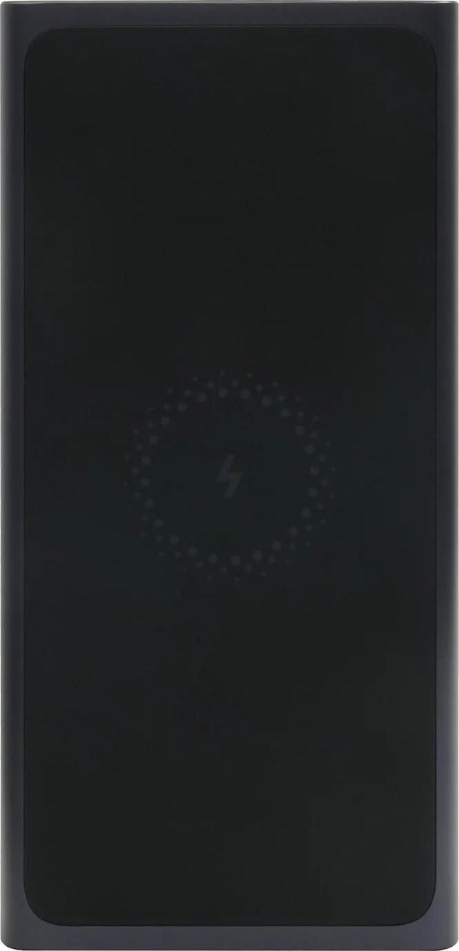 Power Bank Xiaomi 10000 mAh Wireless Black: Фото 1