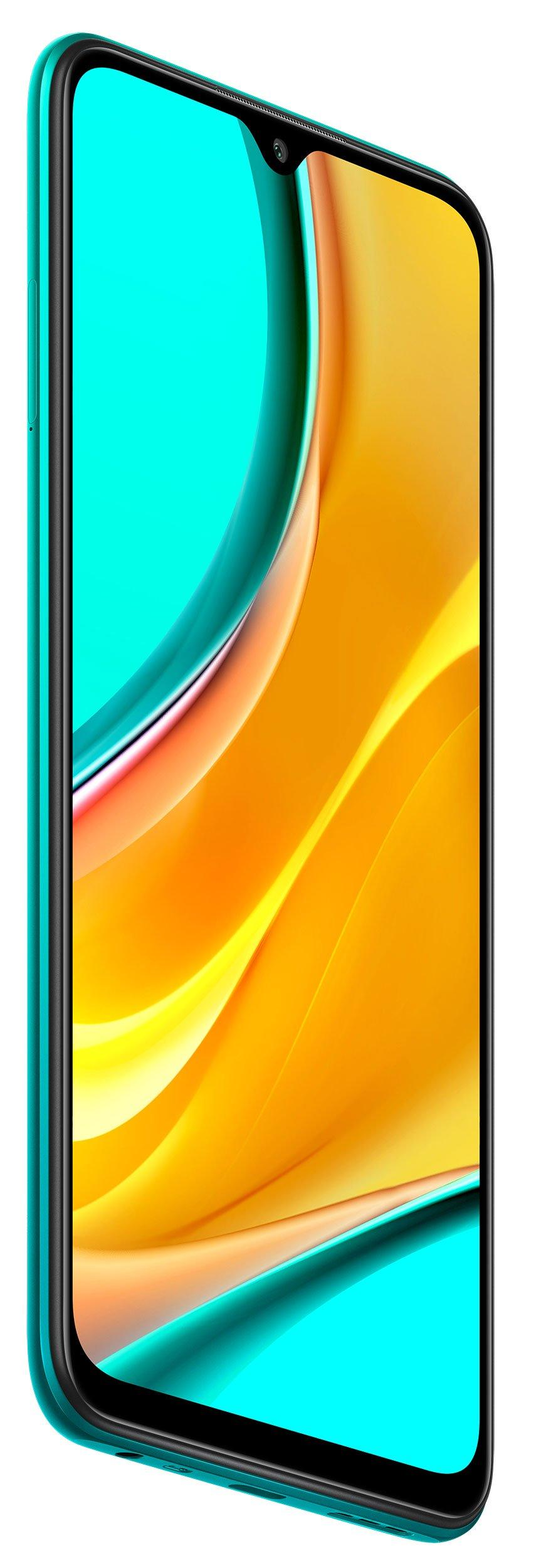 Смартфон Xiaomi Redmi 9 4/64Gb Green: Фото 5