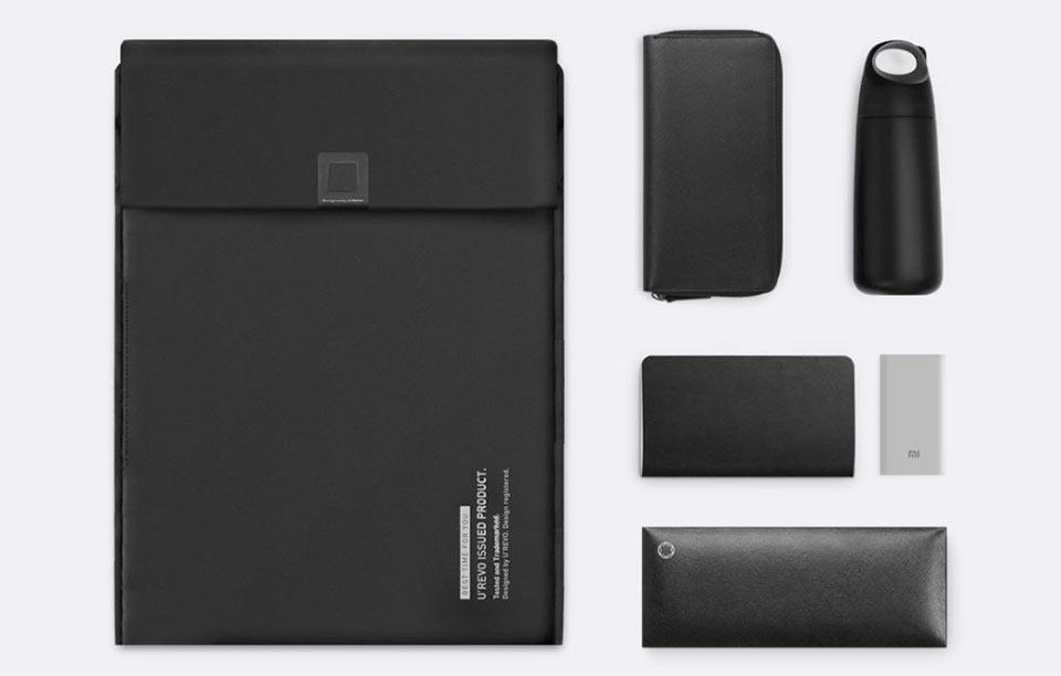 Рюкзак-сумка Xiaomi Qi City Business Multifunction Computer Bag: Фото 7