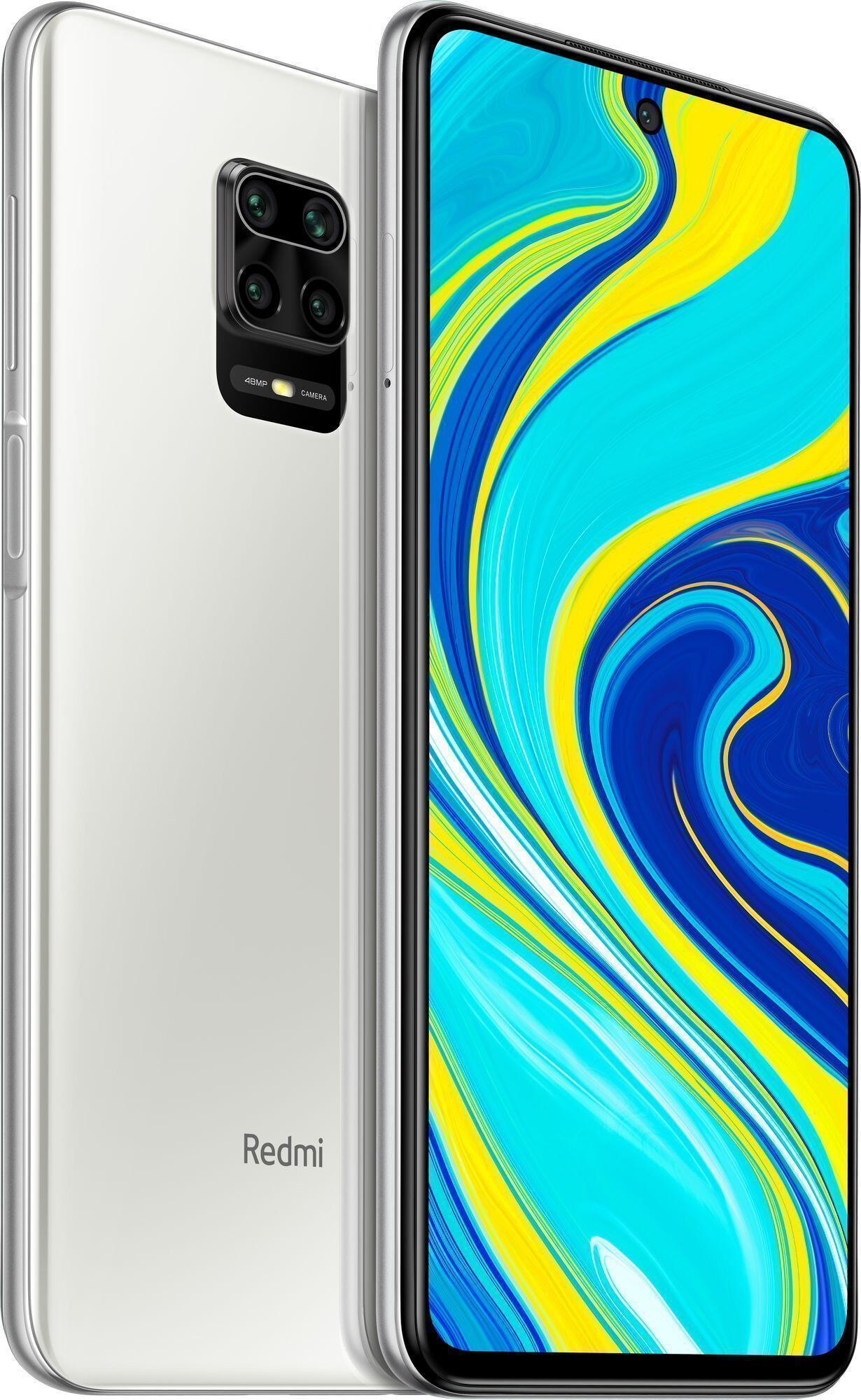 Смартфон Xiaomi Redmi Note 9S 6/128Gb White: Фото 8