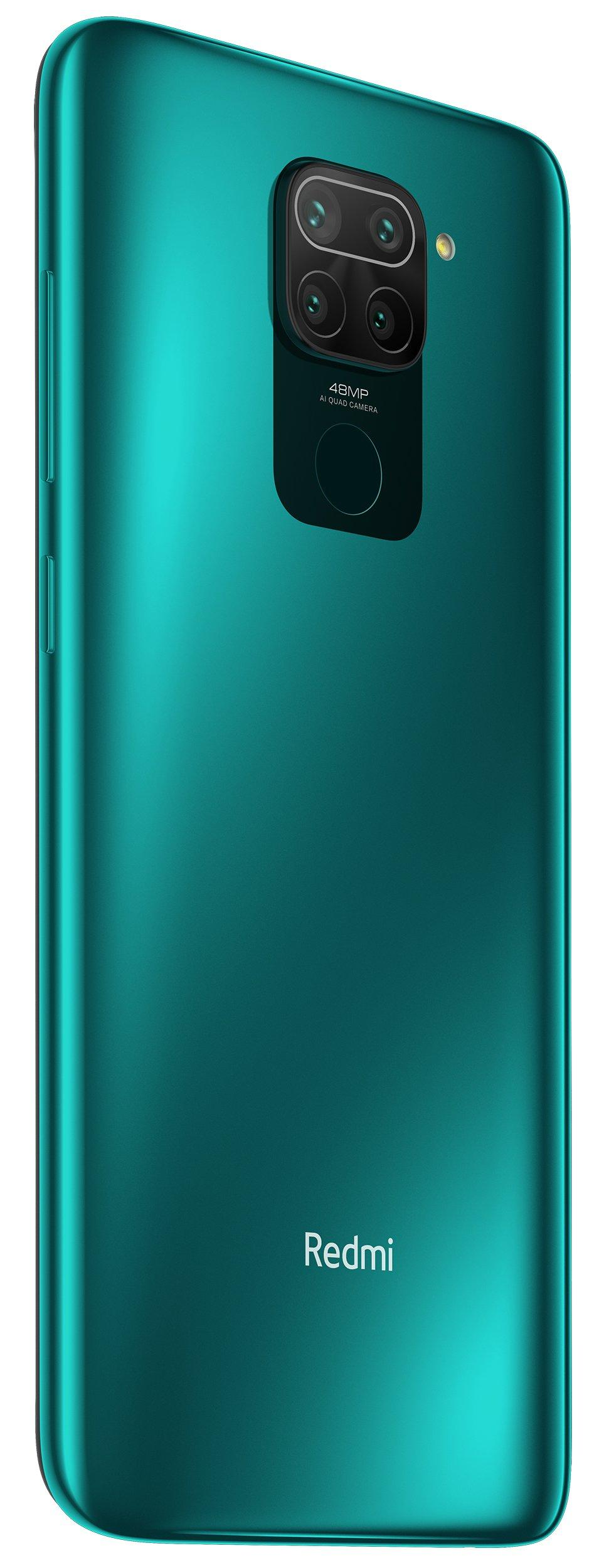 Смартфон Xiaomi Redmi Note 9 3/64Gb Green: Фото 6
