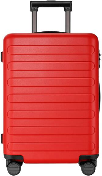 "Чемодан Xiaomi 90FUN Business Travel Luggage 20"" Coral Red: Фото 1"