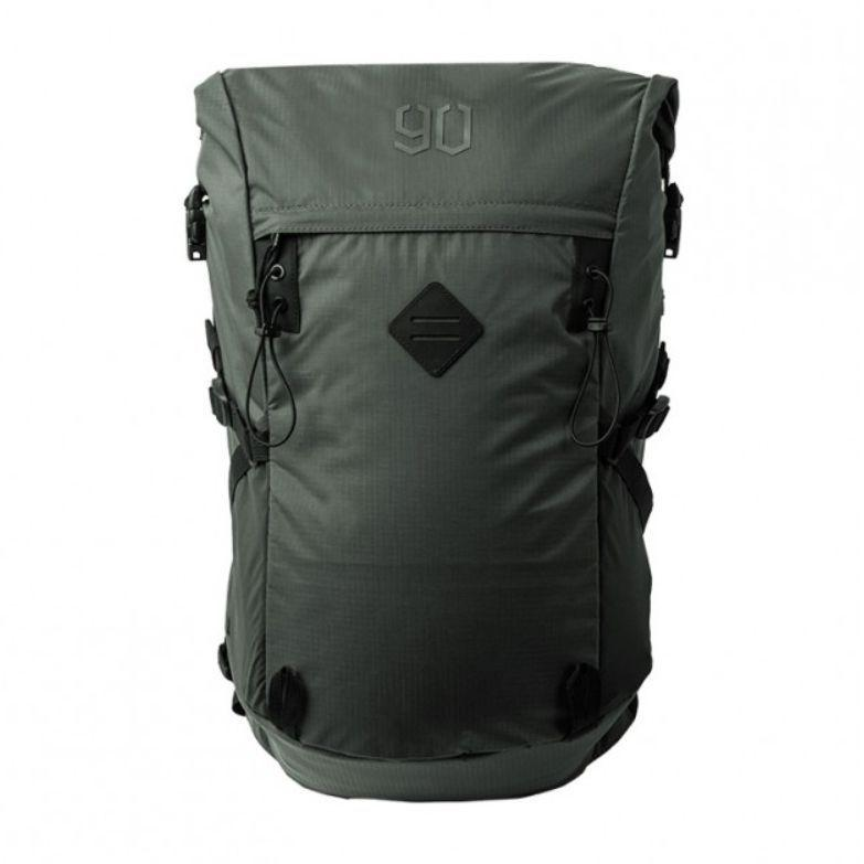 Рюкзак Xiaomi 90 Points Hike Basic Outdoor Backpack Green: Фото 1