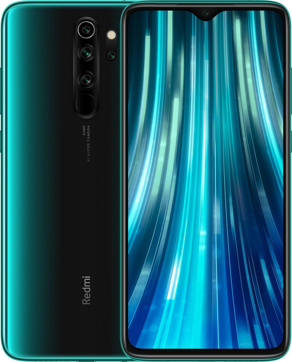 Смартфон Xiaomi Redmi Note 8 Pro 6/128Gb Forest Green: Фото 1