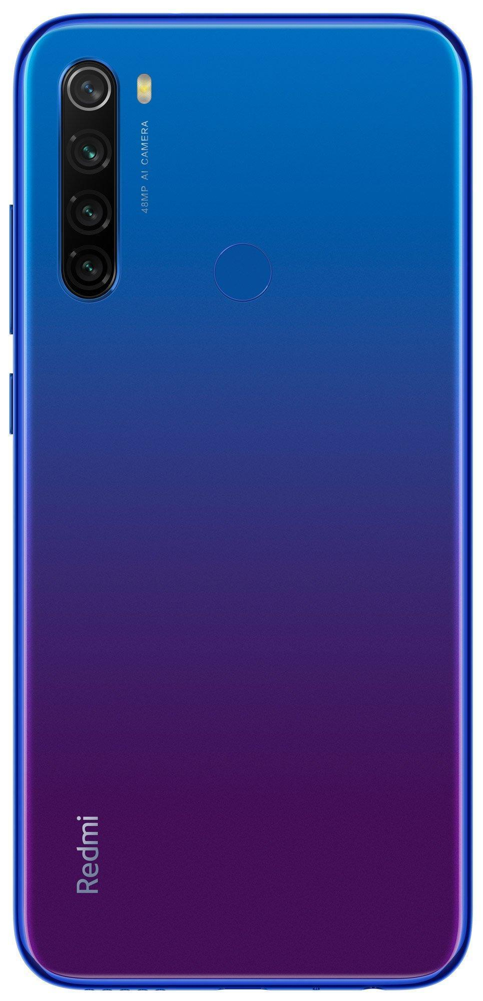 Смартфон Xiaomi Redmi Note 8T 4/128Gb Blue: Фото 3