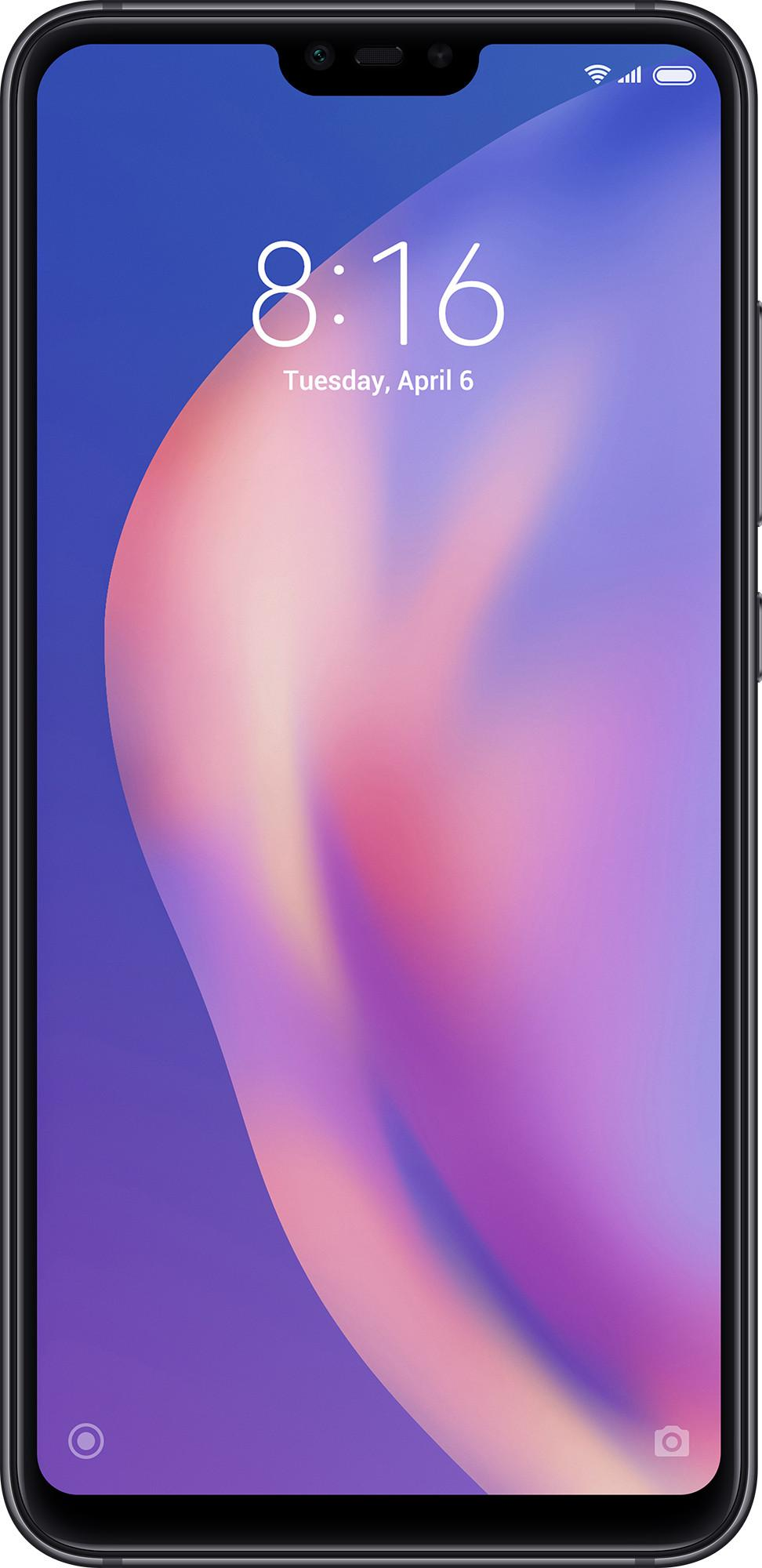 Смартфон Xiaomi Mi 8 Lite 128Gb Midnight Black: Фото 2