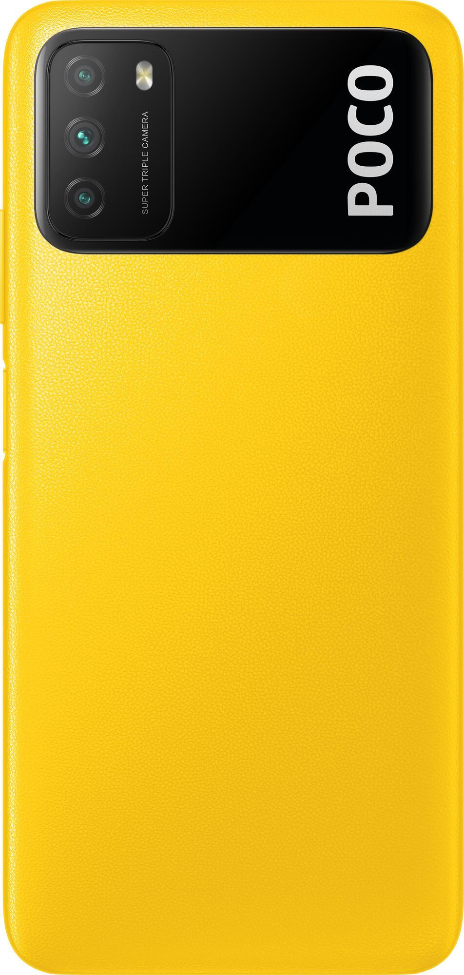 Смартфон Xiaomi Poco M3 4/64Gb Yellow: Фото 3