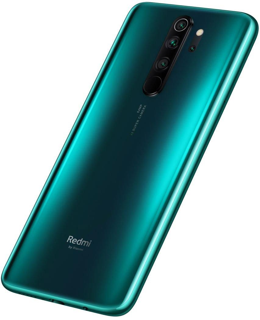 Смартфон Xiaomi Redmi Note 8 Pro 6/128Gb Forest Green: Фото 7